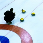 Shot strategy planning in curling