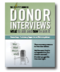 Donor Profiles & Interviews Guide