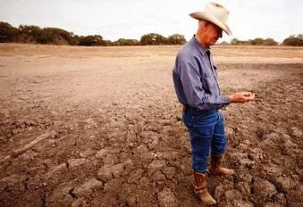 Tie nonprofit mission to drought for publicity