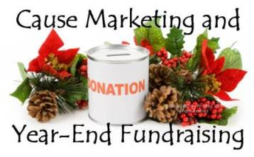 Cause Marketing helps Year-End Fundraising