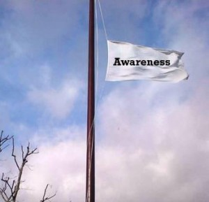 Surrender success when asking to raise awareness