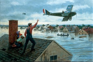 Aviation Disaster Relief
