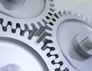 Gears of Integrated Fundraising