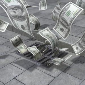 Wasting Major Donor Money